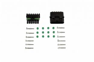 Connect 37331 26 Piece Automotive Electrical Delphi Connector Kit